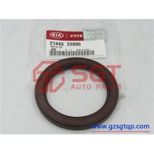 2144322000/HYUDAI/KIA/曲轴前油封/Crankshaft front oil seal/21443-22000